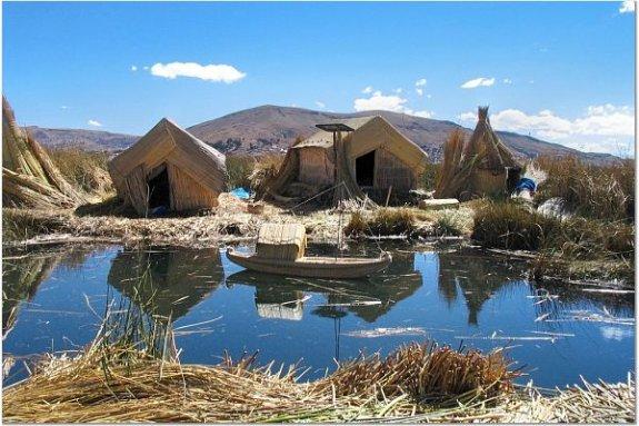 Titicaca Village Huts