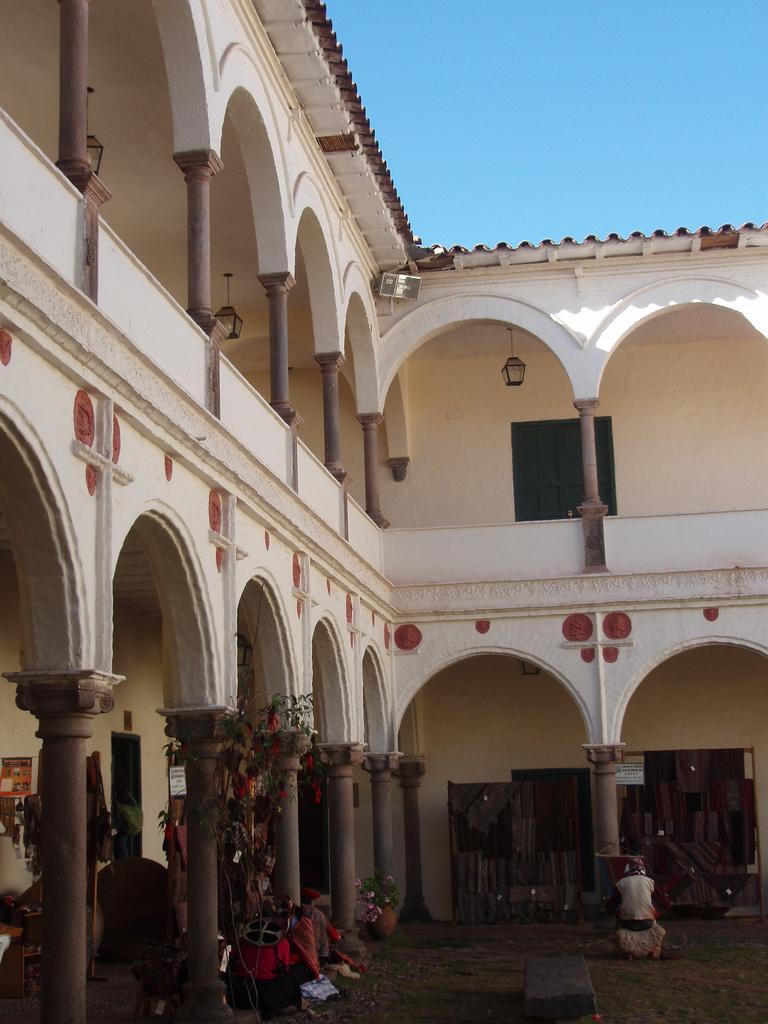 Museo Inka https://www.flickr.com/photos/ewhid/