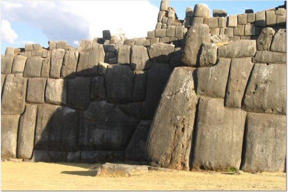 Machu Picchu Ruins Citadel