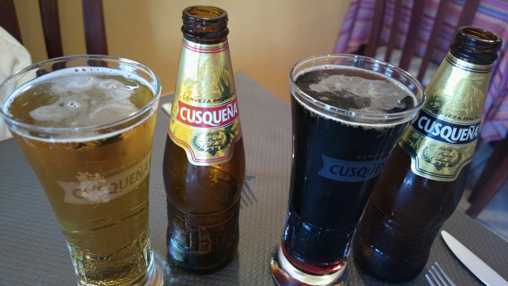 Cusqueña - Peruvian drinks