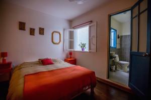 Casa Nuestra Room Inside
