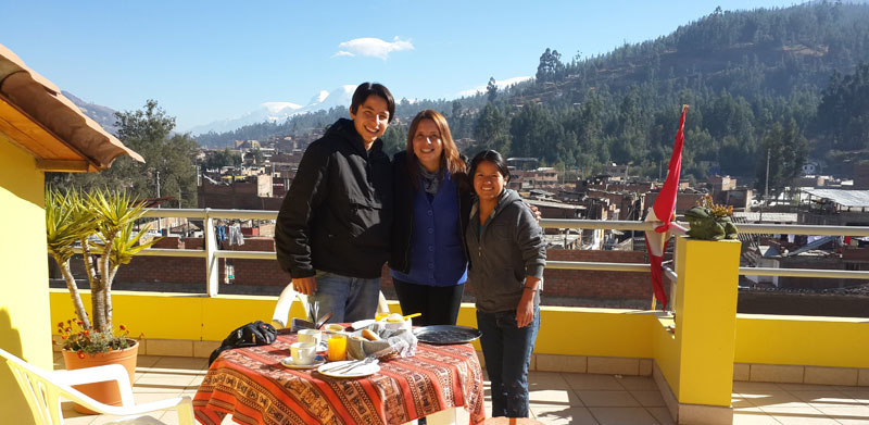 Huaraz Bed And Breakfast