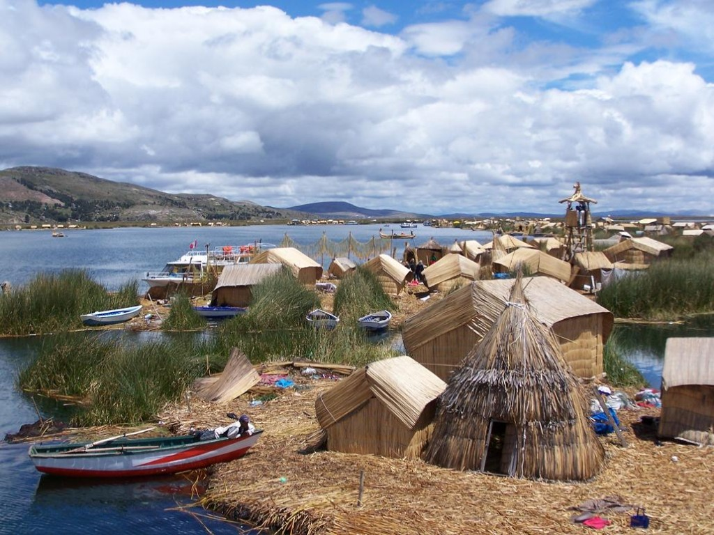 lake titicaca - things to do in peru
