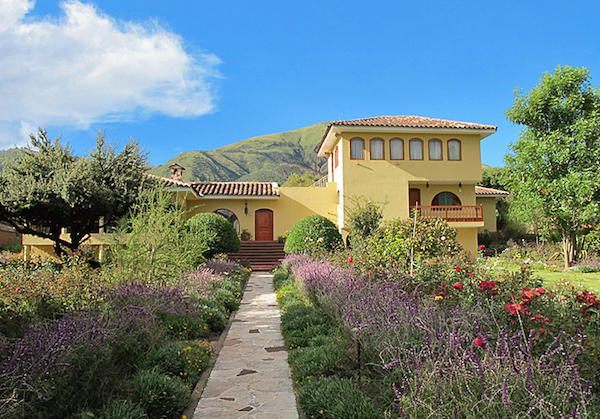 Exterior Picture Cusco Garden House Guest House
