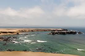 Marcona Beach Peru