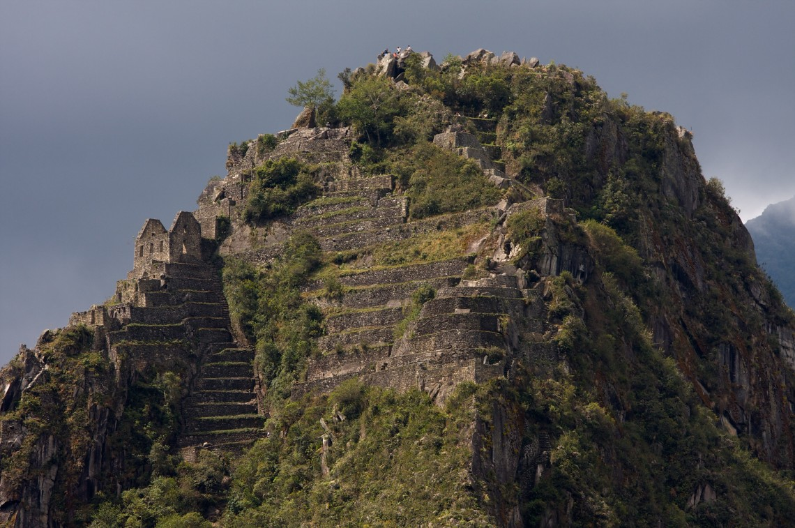 Huayna Picchu is a fine addition to your visit when you've decided to hike Machu Picchu!
