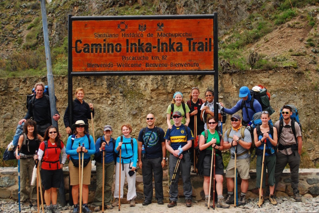The Inca Trail is one of the most popular ways to hike Machu Picchu.
