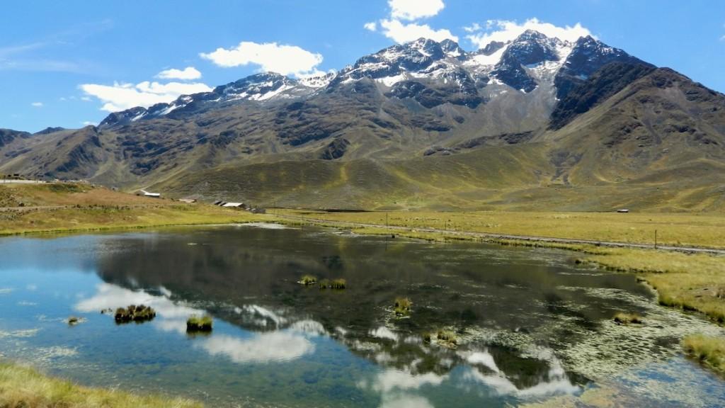 Ipsay Cocha Lake