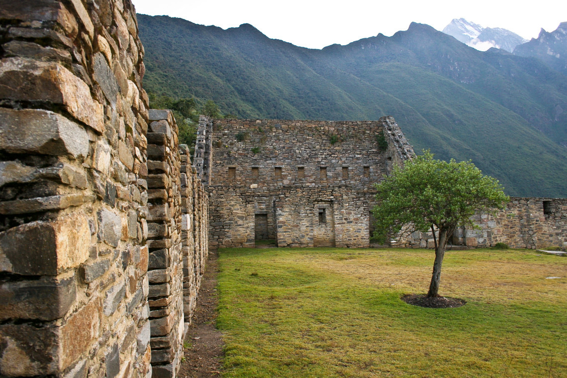 The Vilcabamba Traverse Route is perhaps the most adventurous way to hike Machu Picchu.