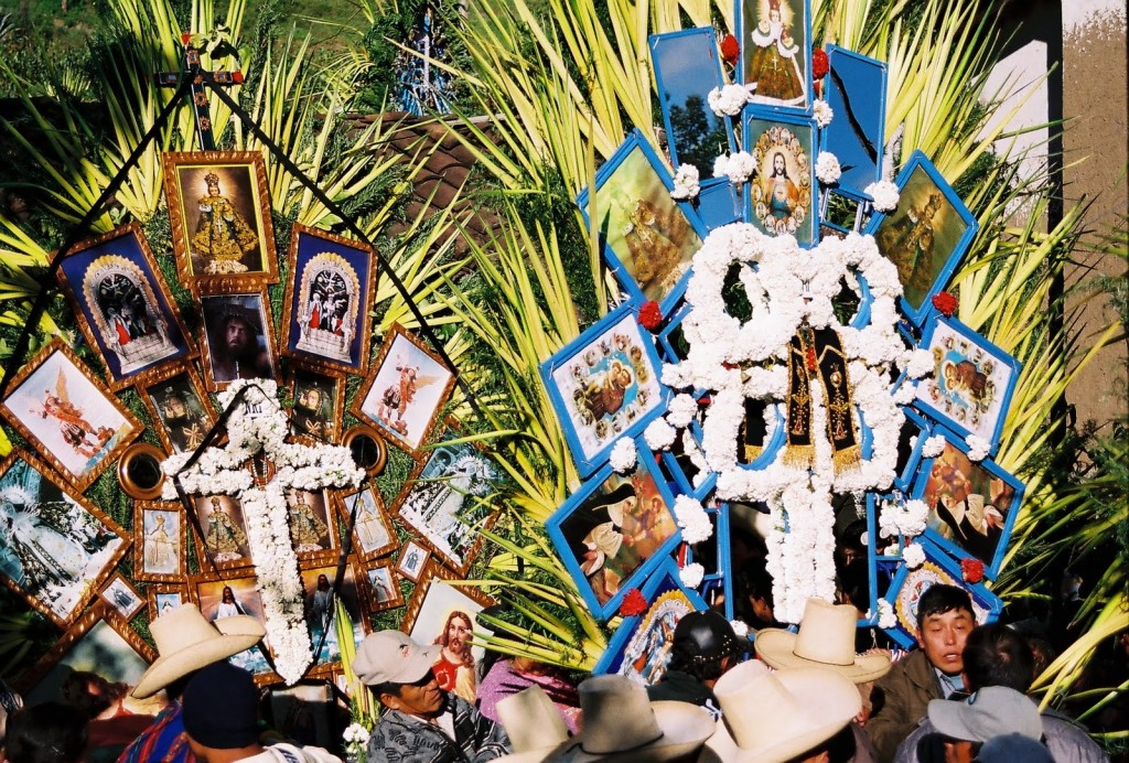Fiesta de las Cruces is one of the most widely-celebrated Peruvian festivals.