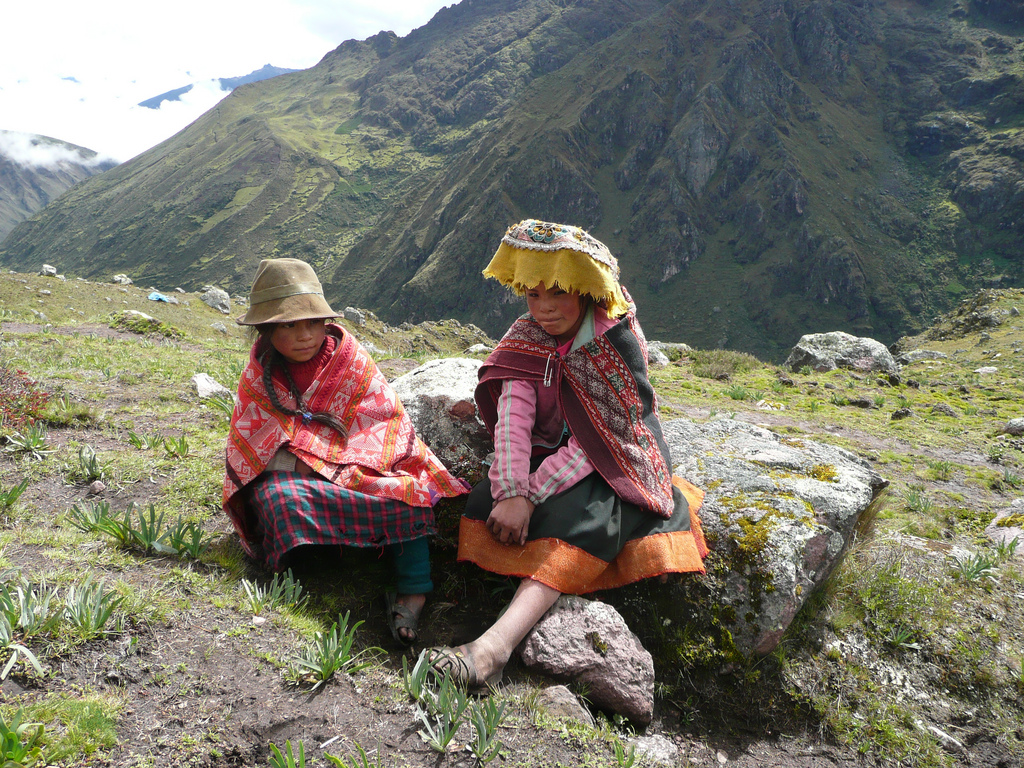 The Lares Trail offers a more culturally-geared way to hike Machu Picchu.