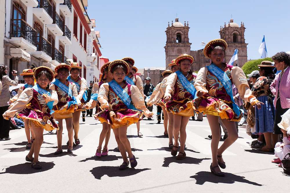 This full week of celebrations is one of the best Peruvian festivals.